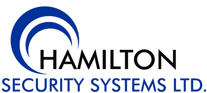 Hamilton Security Systems Logo