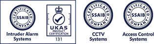 SSAIB accredited security firm North Wales