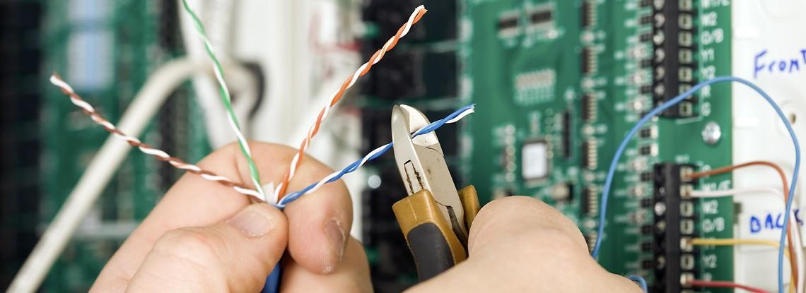 Alarm System Service & Maintenance